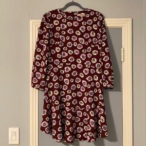 Poppy Design Ann Taylor Loft dress.